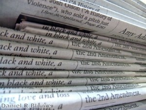 A new survey shows that the internet has surpassed newspapers for the first time as Americans preferred news source. Content marketers interested in producing frequently updated, industry-specific content should take note.