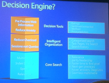 Bing aims to be a better decision engine with social data.