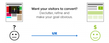 Poor UX will thwart your efforts to convert inbound web leads. Read this - your visitors (and bottom line!) will thank you.