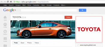 Google+ announced the rollout of custom URLs, which marketers can use to improve their branding on social media marketing campaigns.