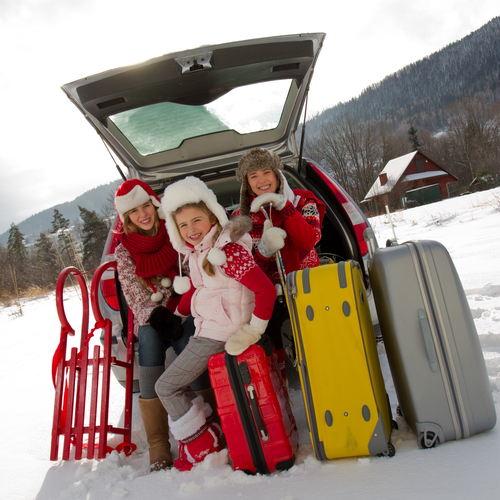 Traveling for the holidays shouldn't ruin your families gift giving budget.