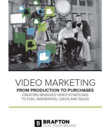 If you&#039;re marketing for one of the 70 percent of brands using video, it&#039;s time to ask: &quot;What&#039;s the ROI?&quot; Brafton&#039;s guide covers best practices for developing results-focused video strategies and delivering videos that convert viewers.