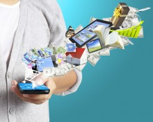 Marketers strive to use mobile for customer acquisition and brand awareness, measured through website traffic and click-through-rates.