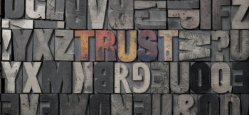 Bolster web presence to make the most of consumers' willingness to trust it over other entities.