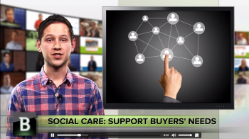Social care helps brands establish themselves in competitive, niche industries, and the practice also boosts customer loyalty.