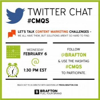 Review some of our favorite answers from today's live Twitter chat - #cmQs