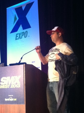 Matt Cutts SMX West